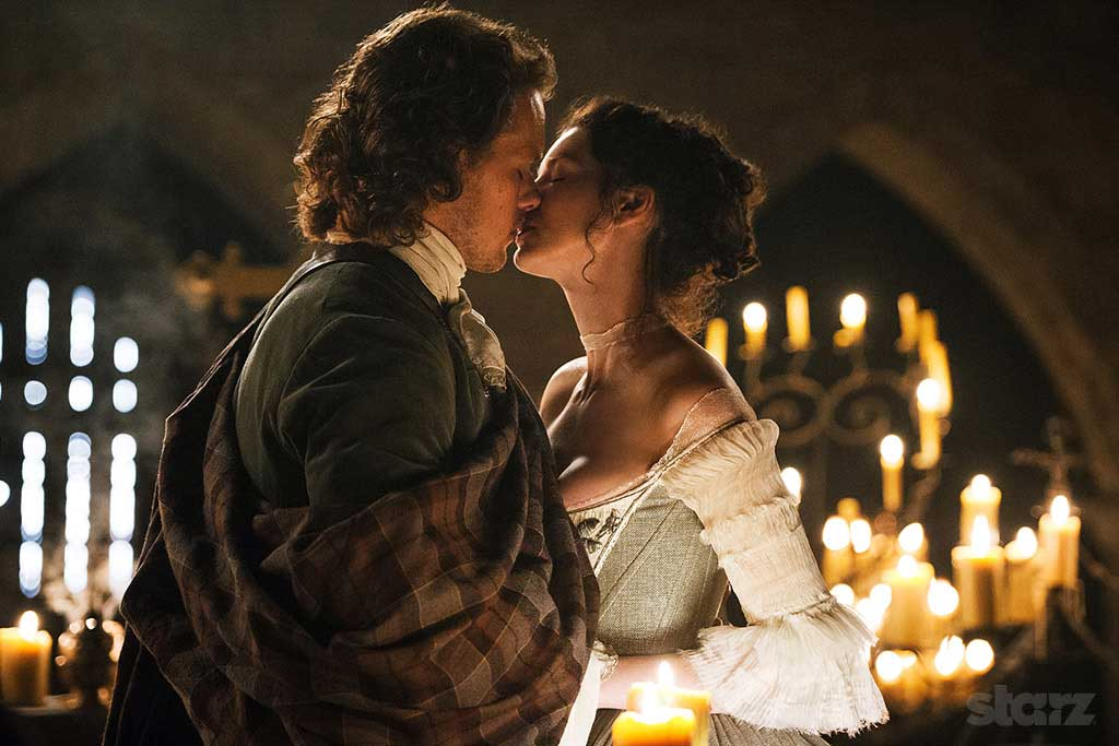 'Outlander' Episodes Continue on Starz, Here's a Sneak Preview