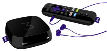 Roku 3 adds Voice Search & My Feed