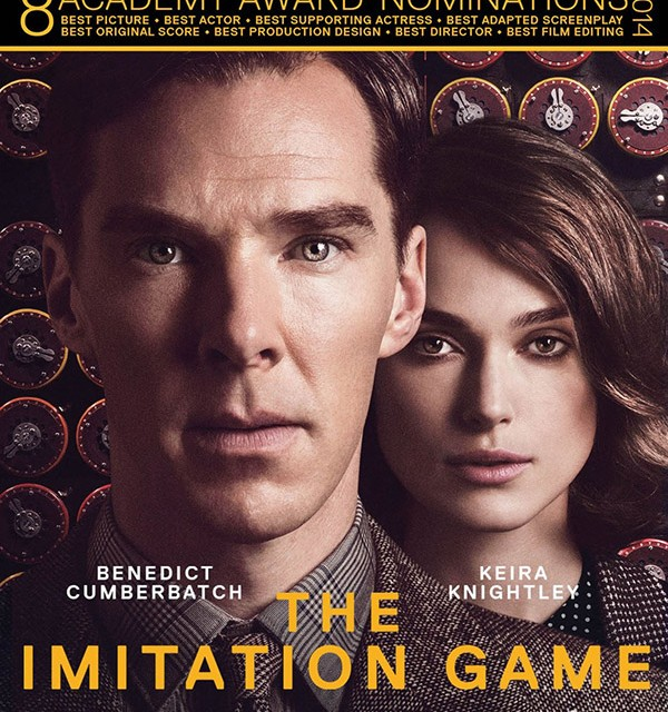 The Imitation Game Blu-ray Digital HD 600px