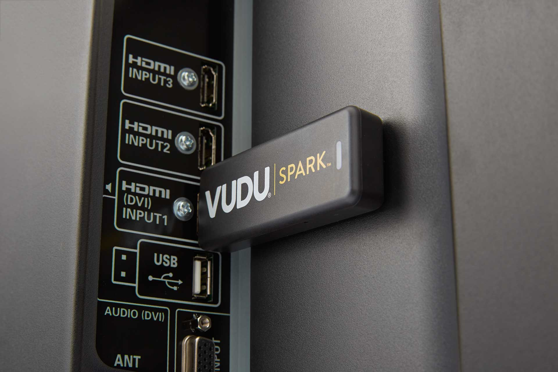 VUDU now selling Spark HMDI/USB Streaming Stick