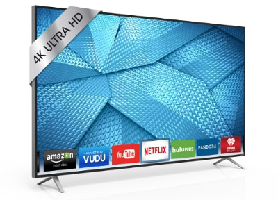 Vizio M-Series Ultra HD LED TVs