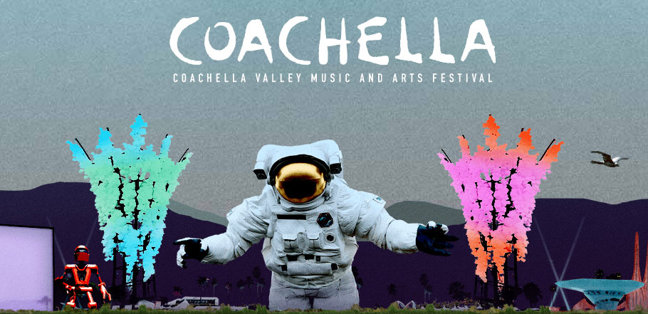 AXS TV Coachella W2 to feature Jack White, Alabama Shakes & Azealia Banks