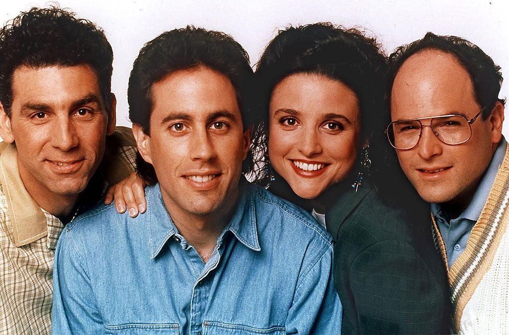 Hulu strikes 'Seinfeld' & AMC deals