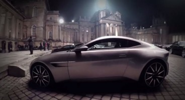 James Bond Car Chase Teased in Latest 'Spectre' Video
