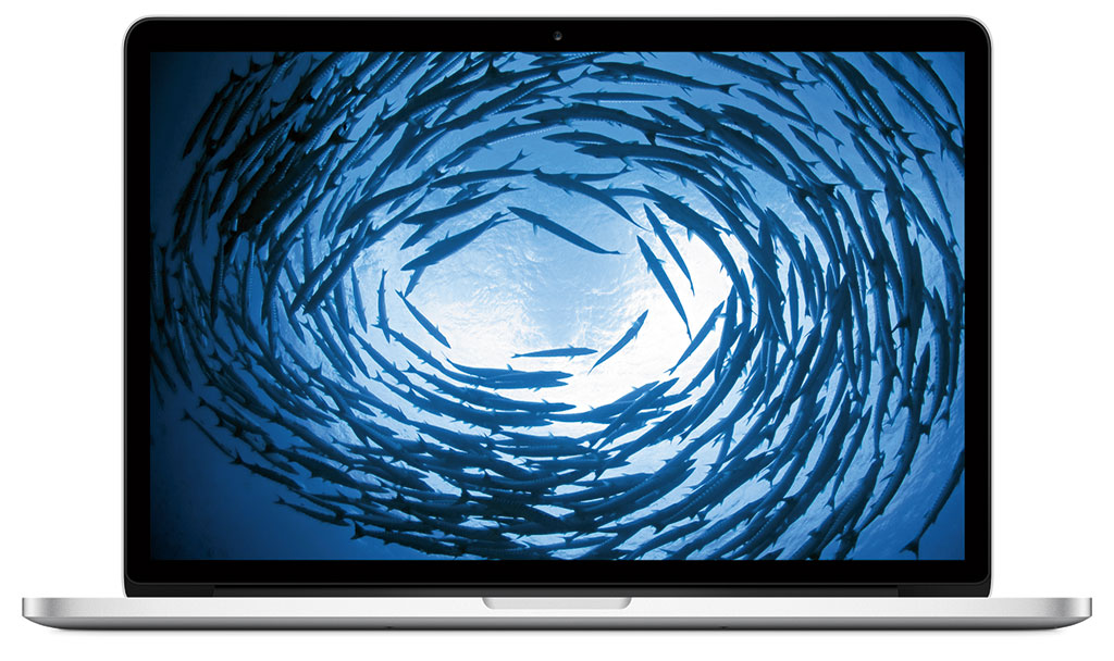 Apple's newest 15″ MacBook Pro updated with Force Touch Trackpad