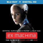 'Ex Machina' Blu-ray, DVD & Digital Release Dates Revealed