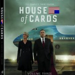 House of Cards: Season 3 set to release on Blu-ray & DVD