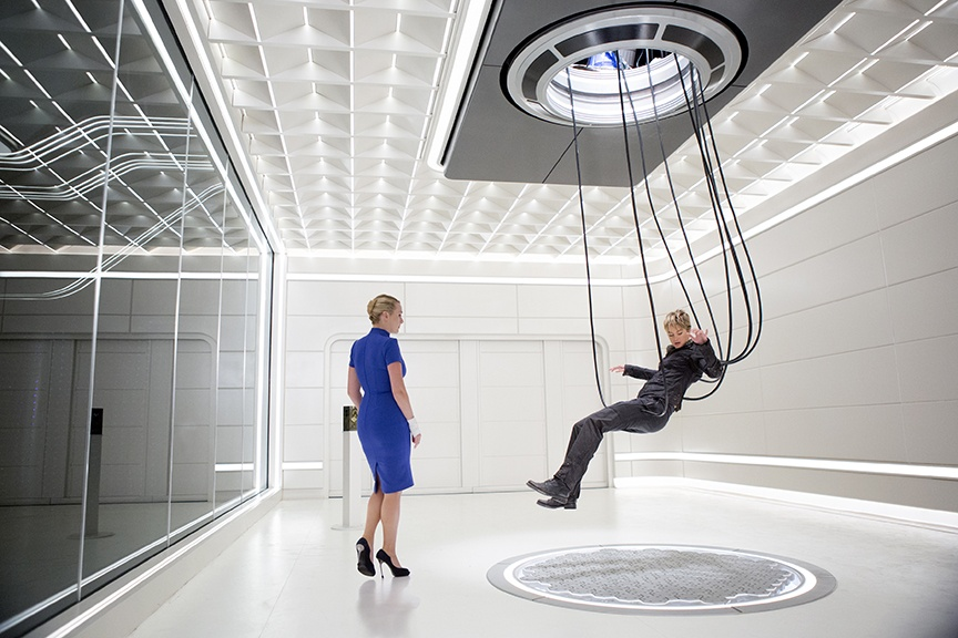 The Divergent Series Insurgent Still1