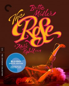 The Rose Blu-ray