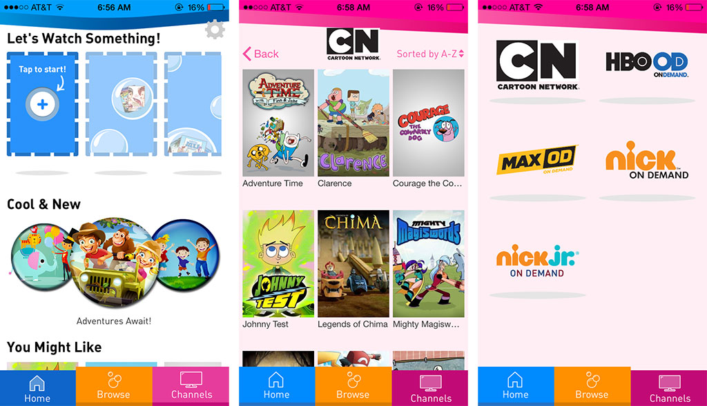 DirecTV launches Kids App for Apple iOS devices, but with glitches