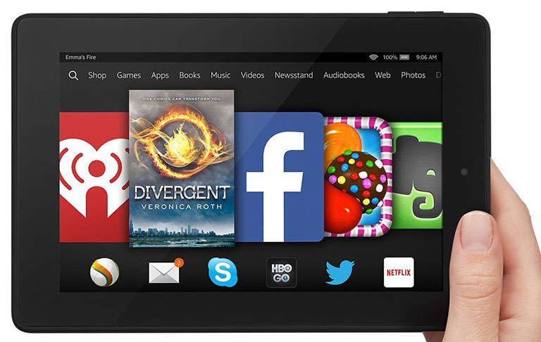 Deal Alert: Fire HD 7″ tablet just $99