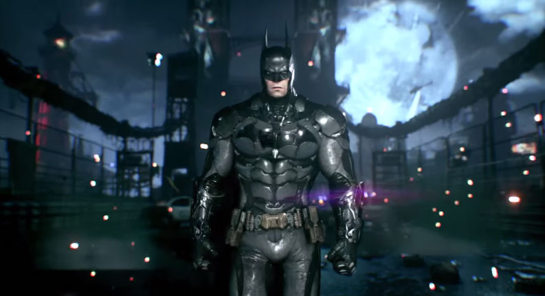 Batman: Arkham Knight among new PlayStation Games This Week
