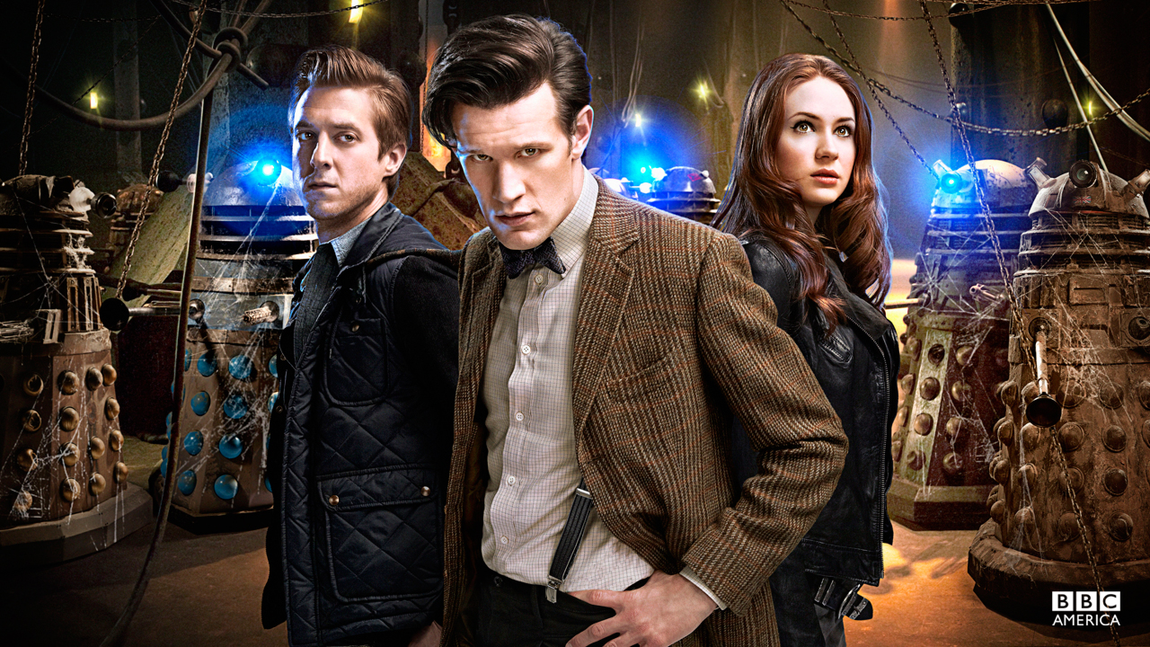 Doctor Who episodes now on WATCH Disney XD apps