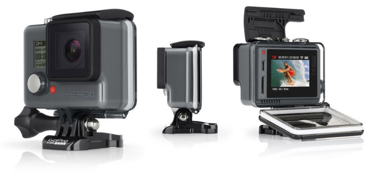 GoPro Inc HERO LCD