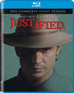 Justified The Final Season Blu-ray