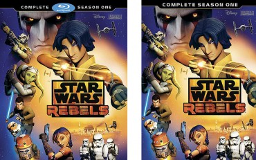 'Star Wars: Rebels – Season 1′ Blu-ray/DVD Release Dates Revealed