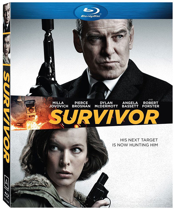 New on Blu-ray This Week: Survior, American Girl: Grace, & The Fisher King