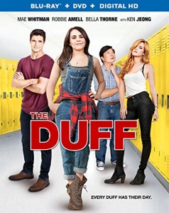 The Duff Blu-ray
