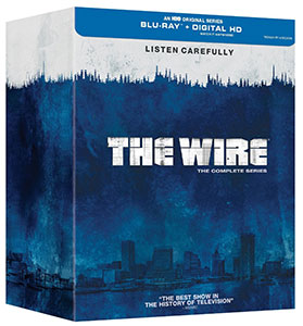 Deal Alert: 'The Wire' Complete Series only $60! (List: $199)