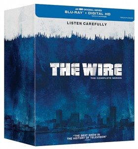 The Wire The Complete Series Blu-ray