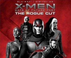 'X-Men: Days of Future Past the Rogue Cut' Blu-ray releases July 14
