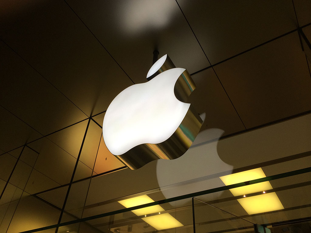 apple store- logo 1