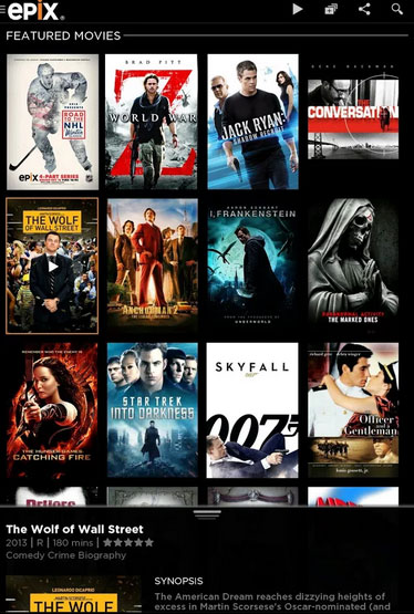 epix-feaured-movies-android-app