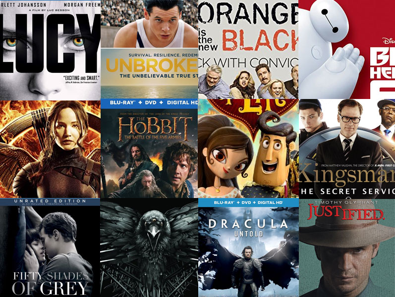 User Poll: The Best Blu-ray Discs Mid-2015