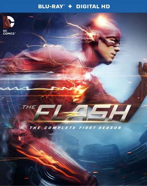 the flash blu-ray