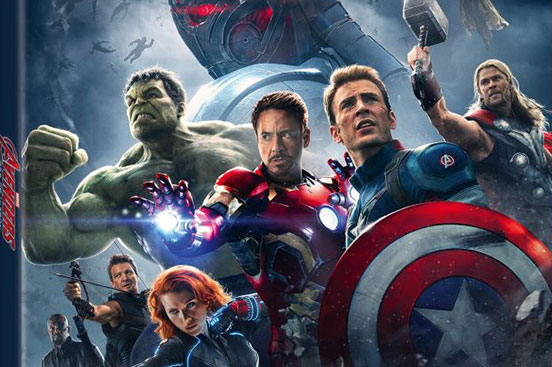 'Avengers: Age of Ultron' Blu-ray/Digital Release Date & Details