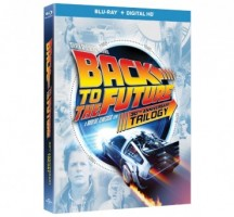 Back to the Future 30th Anniversary Trilogy Blu-ray Details & Release Date