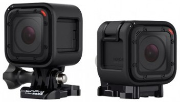 GoPro's new 1-button HERO4 Session cams are 50% smaller