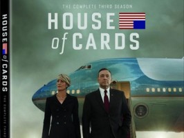 House of Cards Season 3, Maggie, & The Killers among new Blu-ray releases