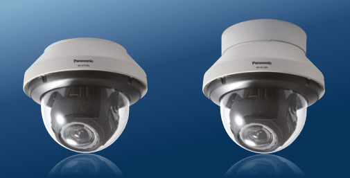 Panasonic shipping new 'True K' 4k surveillance cameras