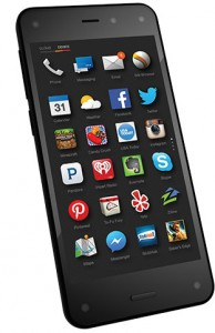 Amazon Fire Phone Angle