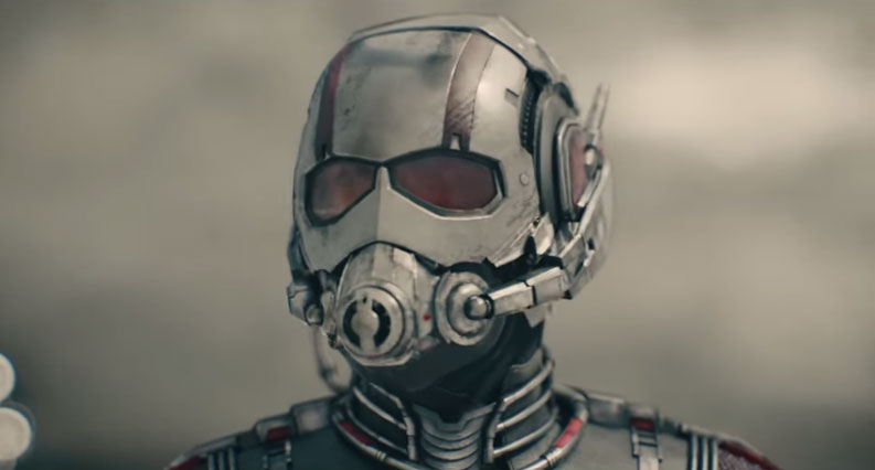Marvel Entertainment releases 'Ant-Man' Clip