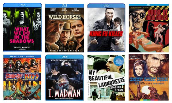 Here's What's New on Blu-ray This Week