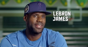 LeBron James teams up with Warner Bros. for content creation