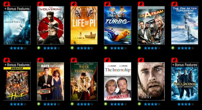 Hit Digital HD Movies for Less Than $6