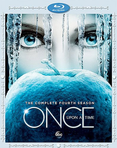 Once Upon a Time Season 4 Blu-ray