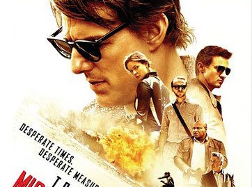 'Mission: Impossible Rogue Nation' Blu-ray, DVD & Digital Release Dates