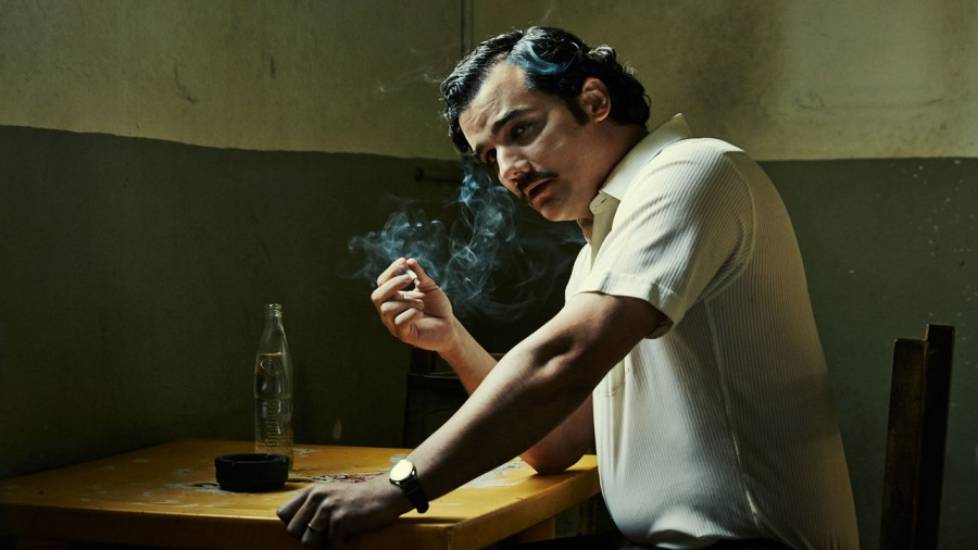 Netflix launches original series Narcos, available in 4k