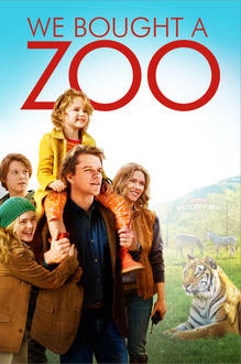 'We Bought a Zoo' is just $3.99 in HD on iTunes today [Expired]