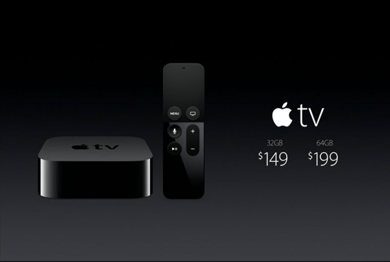 New Apple TV features from Apple's Keynote Event