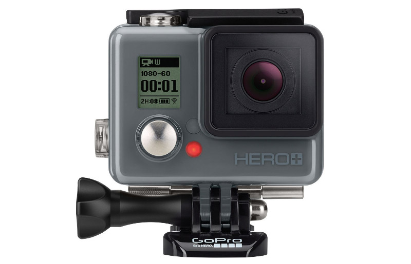 GoPro HERO+ will cost $70 more for 60 fps, Wi-Fi, & Bluetooth