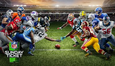 DirecTV NFL SUNDAY TICKET Subscribers Will Get Live Streaming