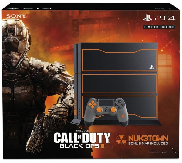 1TB PlayStation 4 Call of Duty: Black Ops III Limited