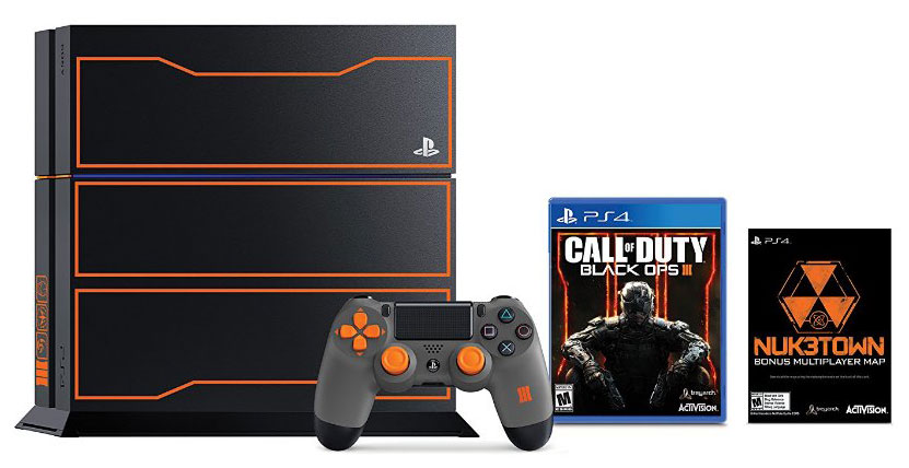 1TB PlayStation 4 Call of Duty: Black Ops III Limited Edition confirmed in US