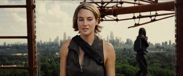 The Divergent Series: Allegiant Official Teaser Trailer Released