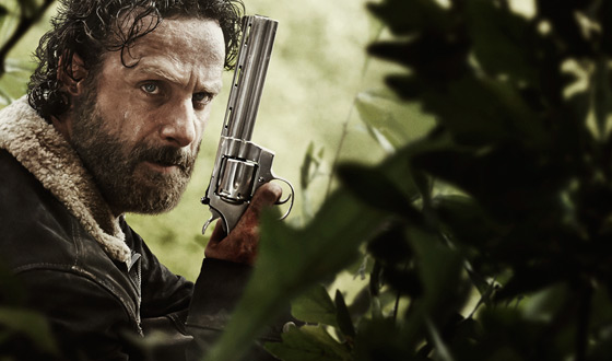'The Walking Dead' Season 5 now on Netflix